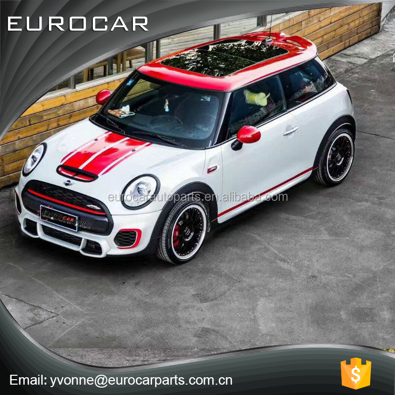 Newest Mini Cooper S F56 F55 Jcw Pro Extend Pp Body Kit For Bm F55