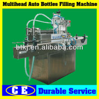 Vertical Stand Liquid Condiment Filler Machine with Best Price,Automatic Digital Double Heads Liquid Condiment Filling Machine