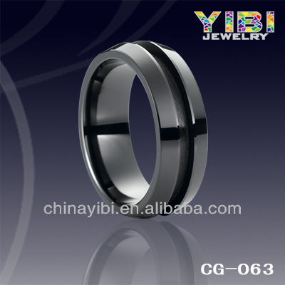 5mm jewelry made in vietnam one groove ceramic parts