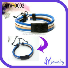 Special Cheap Leather Bracelet Jewelry For Unisex