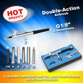 Double Action Airbrush BD-135