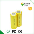 IFR26650 3000mAh 3.2V Rechargeable LiFePO4 Battery for hybird electric vehicles