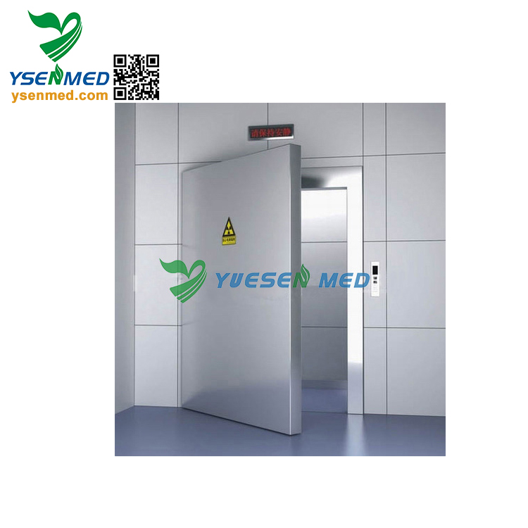 Factory delivery price radiology medical x-ray lead door