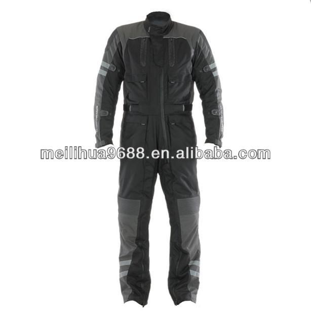2015 Fashion Best Quality One Pieces Waterproof Motorcycle Rain Suit