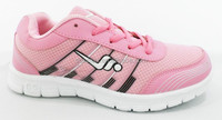 Pink Sports Running Shoes For Ladies Or Girls