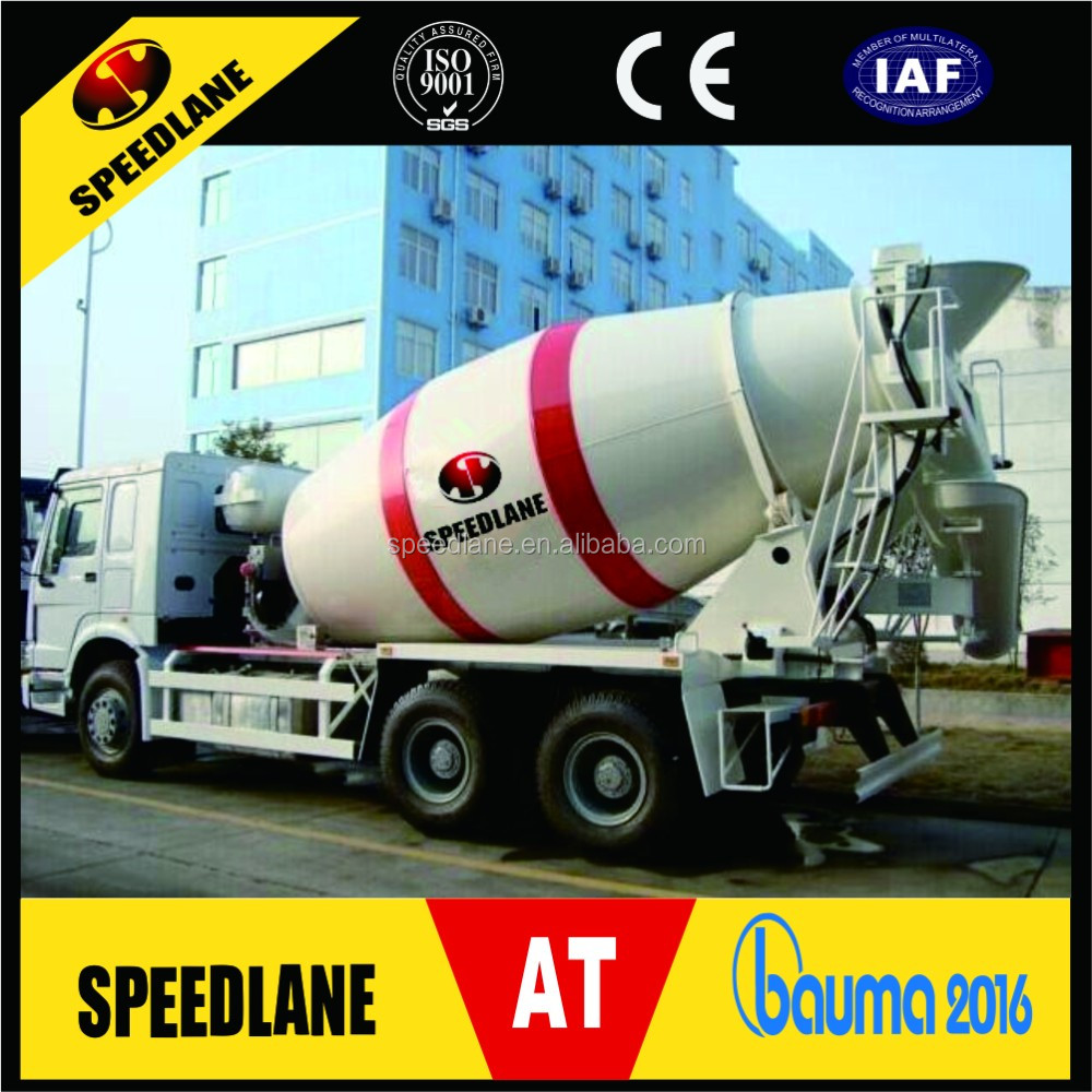 Good price concrete mixer truck 8m3 Transit Mixer for sale