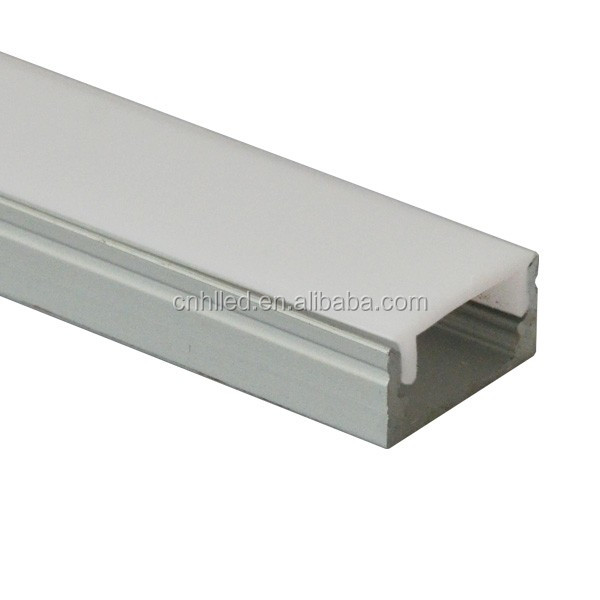 Shenzhen high quality Helian Led <strong>Aluminum</strong> Profile for led strips lighting