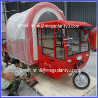 mobile food ice cream kiosk cart design for sale