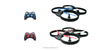 2.4G 4.5ch 3axis gyro quadcopter UFO large helicopter big helicopter rc