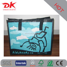 China Supplier Wholesale Eco Friendly Promotional Shopping Tote Bag