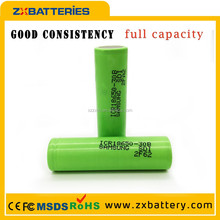 high capacity battery for samsung galaxy s4 mini,samsung lithium ion battery cell 18650 battery 3.7v 2800mAh