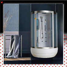 China Sells Well !!! Portable Shower Cabin/High Tray Steam Room