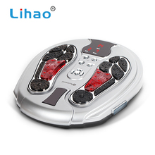 LIHAO Korea Advance Health Care Products Electric Portable Stimulation Foot Massager