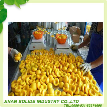 Wholesale china products brands canned fruit,canned yellow peach,canned fruit