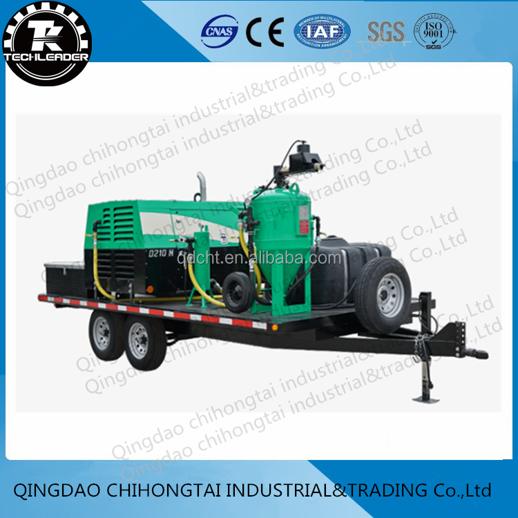 best quality low price CE good quality dustless blasting portable sandblaster for sale