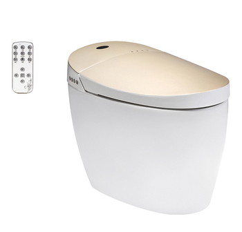 Non water tank round design heated electric toilet seat