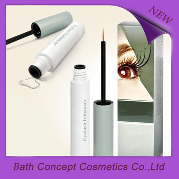 10ml eyelash growth liquid with private label