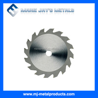 Tungsten Carbide Slitting Saw With Good