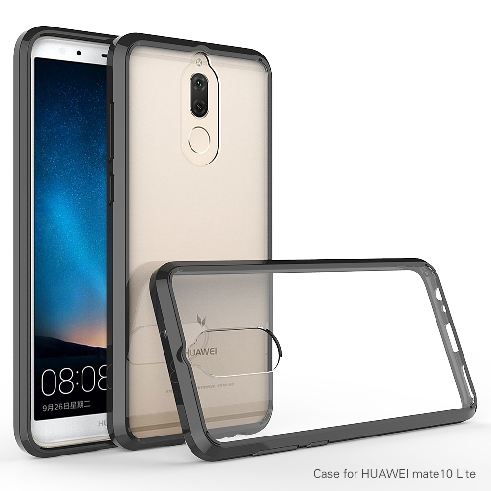 Protective Hybrid Slim Cases Fit For Huawei Mate <strong>10</strong> Lite Tpu Phone Case for Huawei Mate <strong>10</strong>, Back Cover For Huawei Mate <strong>10</strong> <strong>Pro</strong>