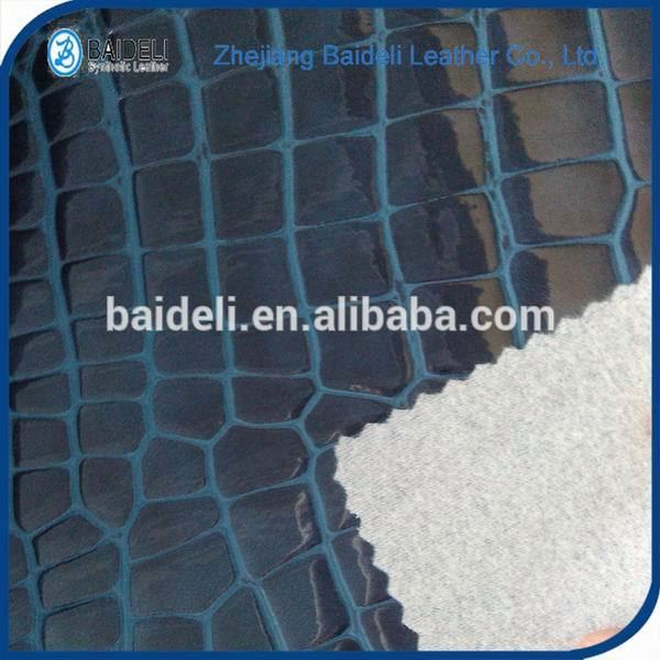 pvc faux leather products