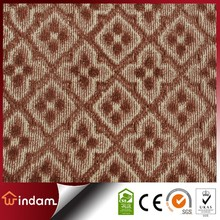 WD8A-203 Floral pattern cheap wall to wall carpet rolls for home