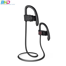 mini bluetooth v4.0 headphones, sport necklace wireless invisible bluetooth earphone customize private label for smart phone