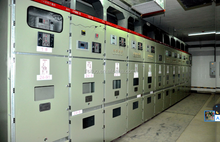 KYN28A-12 type Electric distribution board, OEM processing by Client drawing