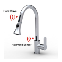 china durable sensor kitchen faucet