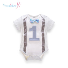 Birthday Romper Wholesale Baby Clothes Manufacturer From China