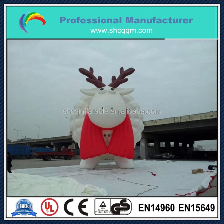 giant inflatable sheep for promotion/inflatable big sheep for sale/inflatable sheep cartoon