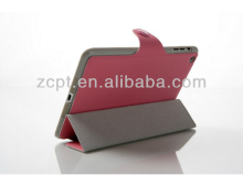 Leather Silicon Tablet PC Sleeve