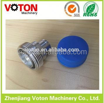 wifi nicke plated 7/16 Din female 1/2 feeder connector