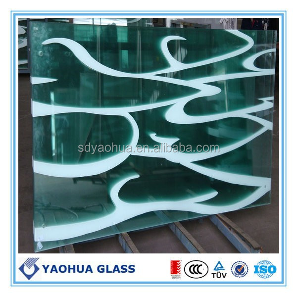 High Quality 12mm Ceramic Frit Glass