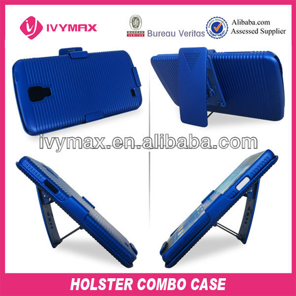 clip combo case for samsung galaxy s4 active i9295 i537 cellular case