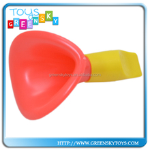 cheap plastic toy party whistle