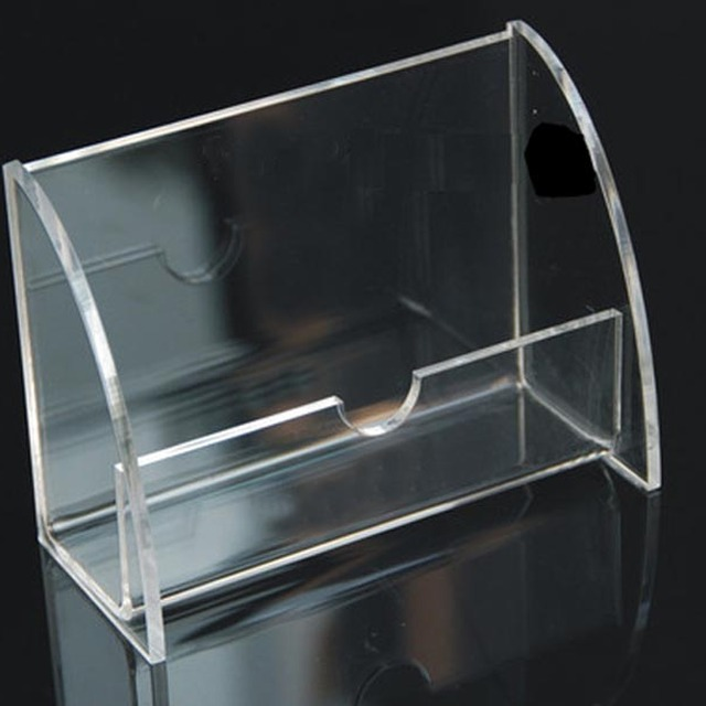 Acrylic display business cardyuanwenjun clear desktop unique business card holder display stand acrylic plastic desk shelf holder for business card colourmoves