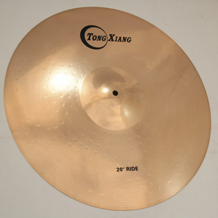pearl cymbal set promotion durable drum B8 practice cymbal on hot sale
