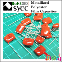 Best Capacitor 683K 630V Metallized Polyester Film Capacitor