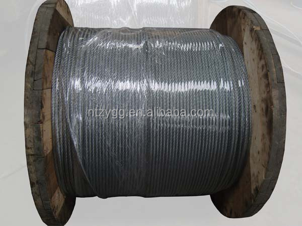 electric wires and cables steel wire rope coiling XIPS steel cable