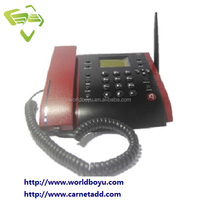 FWP Wireless phone ,Desktop backlight gsm fixed Cordless Telephone