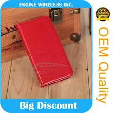 Original high quality flip leather case for nokia c7