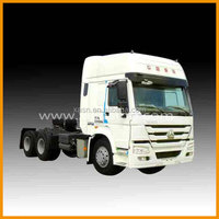 vehicle 2014 lowest price howo chinese tractor truck LHD