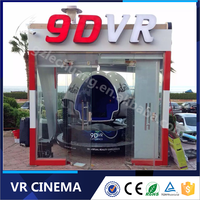 9d Mini Amusement Rides Equipments 9d Vr Glasses Simulator from Lechuang