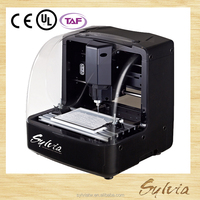 2016 Taiwan Innovation New Design Patent Mini BE2015 CNC 3d engraving machine