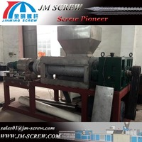 PP PE PLASTIC FILM SQUEEZING MACHINE