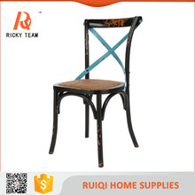 Hot sale old-painting wooden chair/wooden chair old style/old man chair