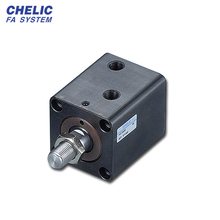 HCS HCF Series Axial Mounting Type Cheap Compact Hydraulic Cylinder