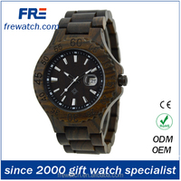 italy quality natural wooden watch antique color bewell wooden watch we wood watch
