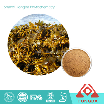 Weight Loss Ingredient natural seaweed kelp extract, Laminaria 30%,95% /Fucoxanthin 30%