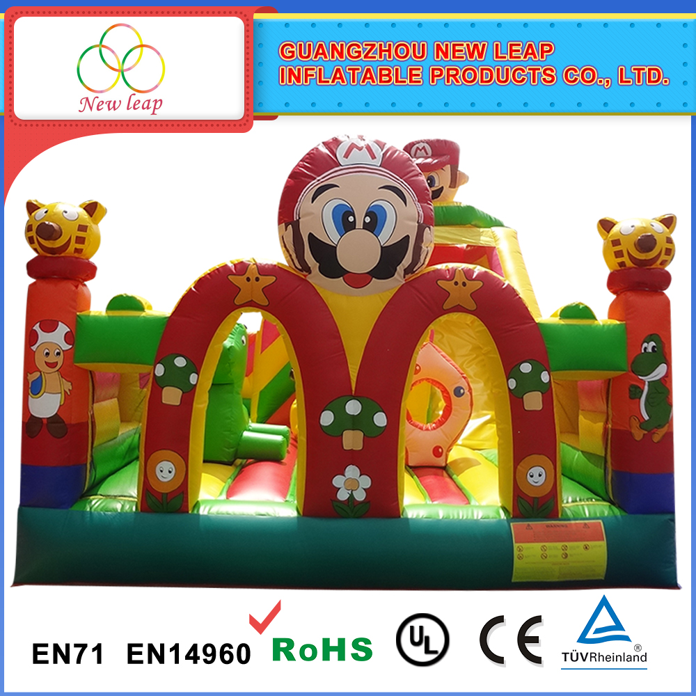 дети надувные игрушки/надувной замок/раздувной хвастун